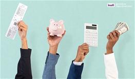 پرداخت بدهی معوقه با استفاده از موجودی کیف پول خرید یا پورسانت